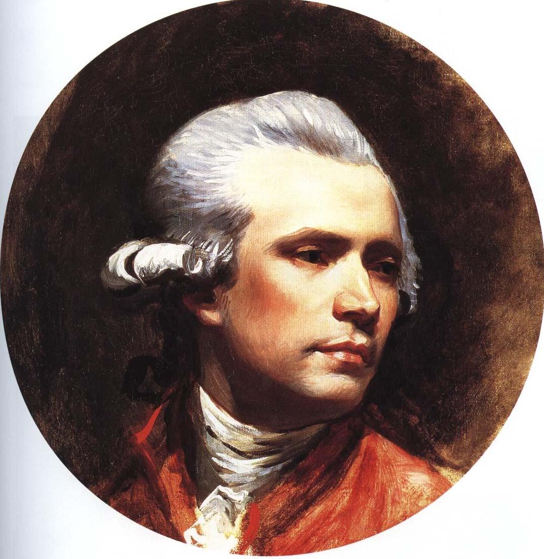 Self Portrait | John Singleton Copley 1780-1785 | Oil Painting