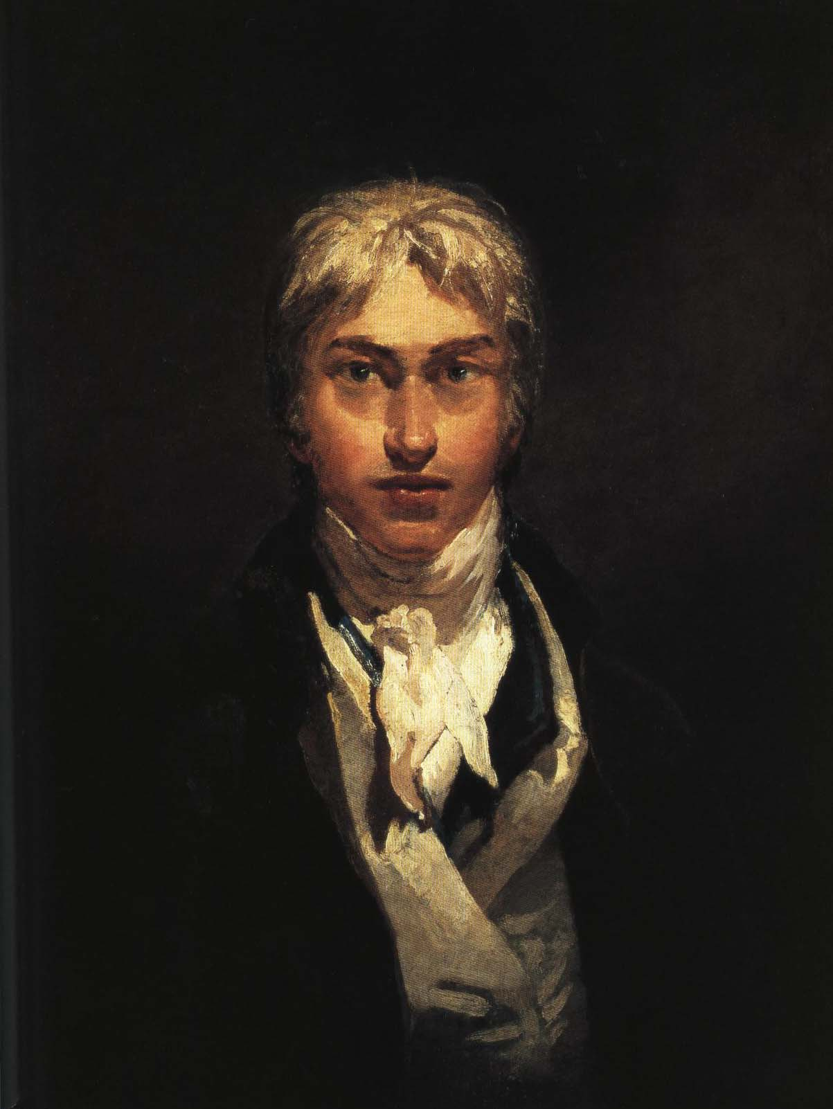 Self Portrait | Joseph Mallord William Turner 1798 1800 | Oil Painting