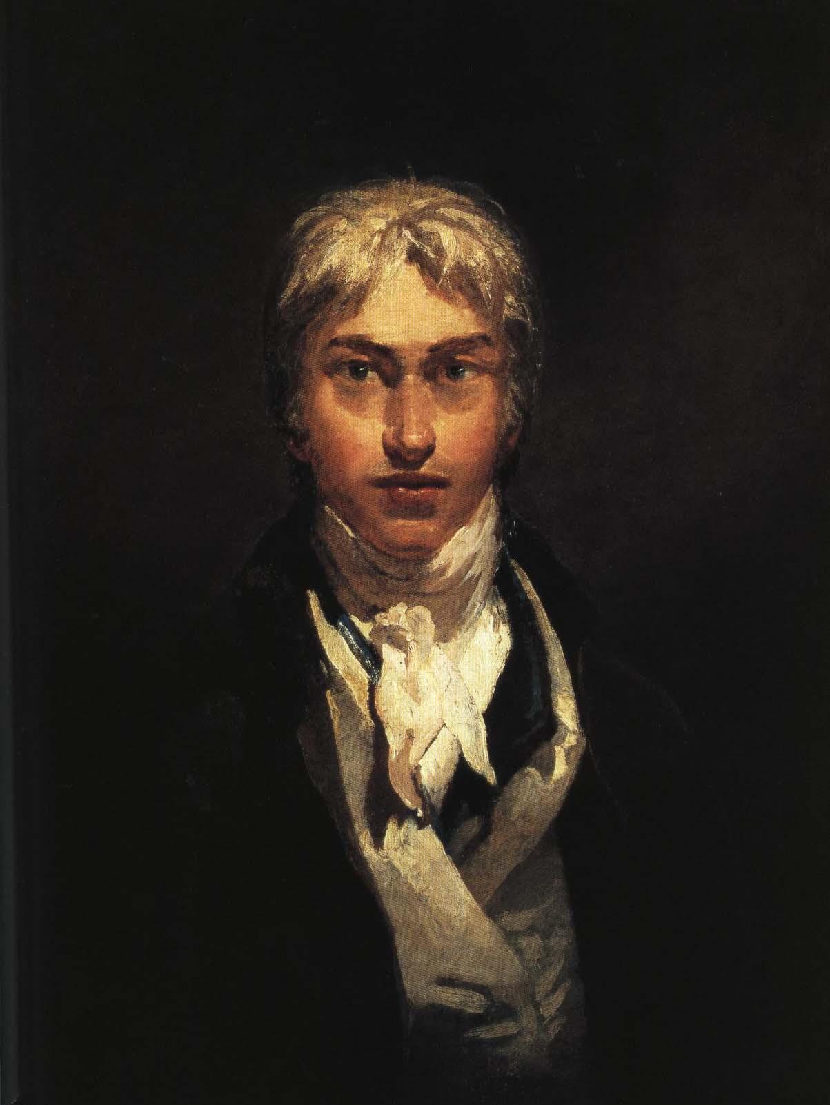 Self Portrait | Joseph Mallord William Turner 1798 1800 | Oil Painting