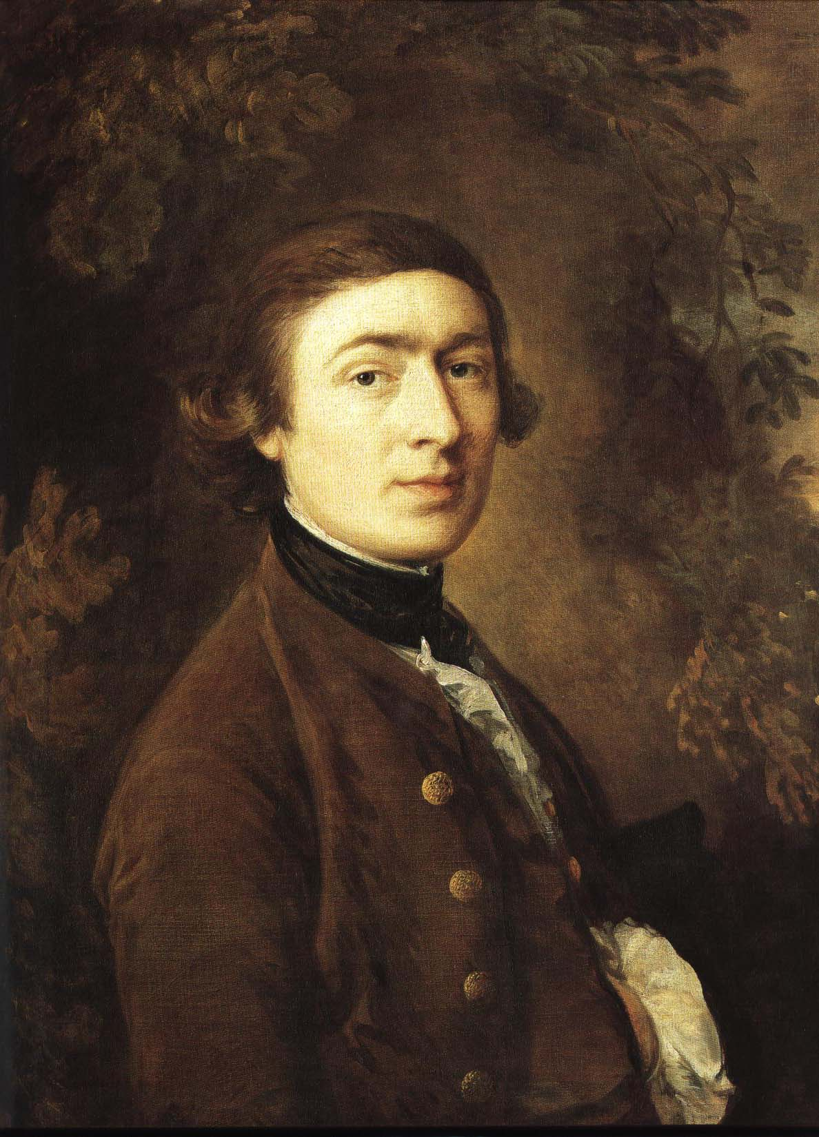 Self Portrait | Thomas Gainsborough 1759 | Oil Painting