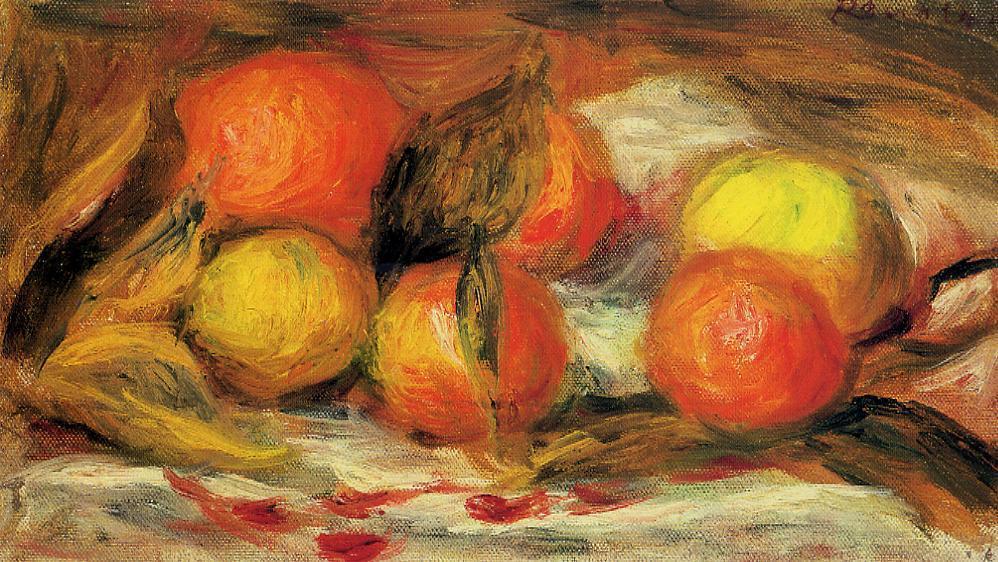 Still Life1 | Pierre Auguste Renoir | Oil Painting
