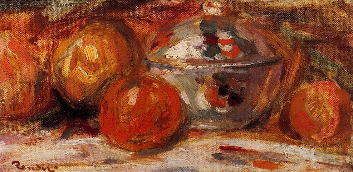 Still Life2 | Pierre Auguste Renoir | Oil Painting