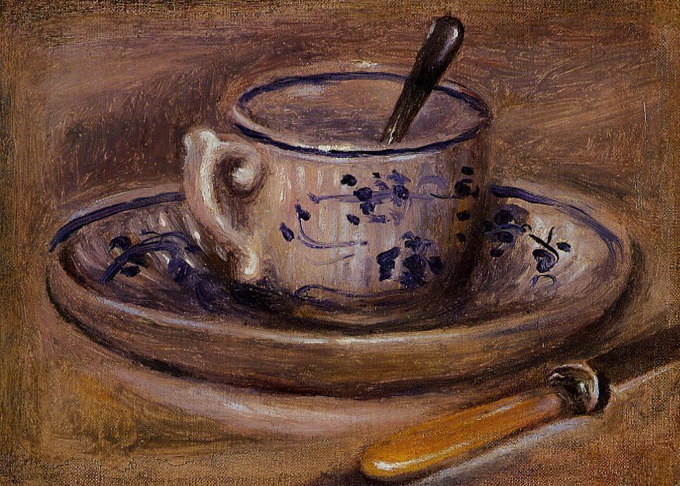 Still Life3 | Pierre Auguste Renoir | Oil Painting