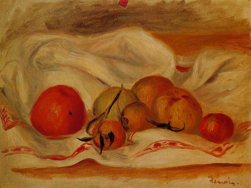 Still Life4 | Pierre Auguste Renoir | Oil Painting