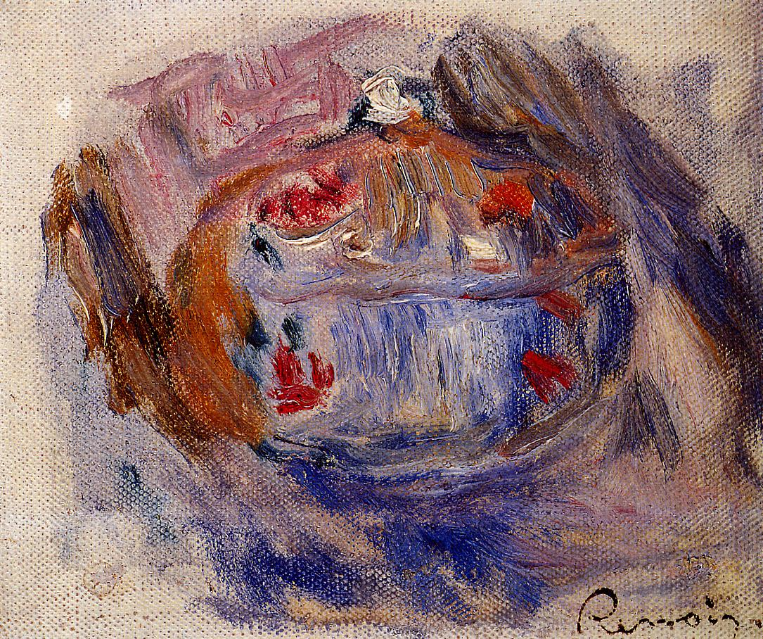 Sugar Bowl 1905 | Pierre Auguste Renoir | Oil Painting