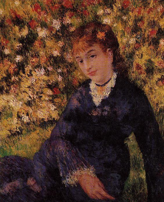 Summer 1875 | Pierre Auguste Renoir | Oil Painting