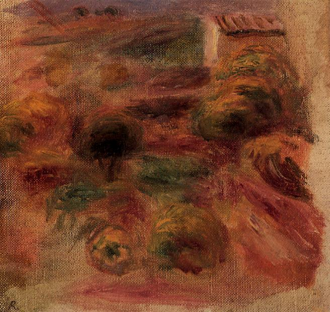 The Artists Home | Pierre Auguste Renoir | Oil Painting