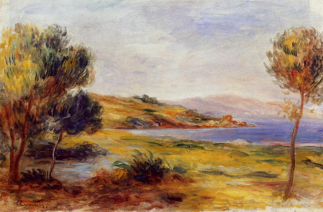 The Bay | Pierre Auguste Renoir | Oil Painting