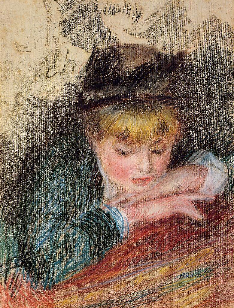 The Loge 1879 | Pierre Auguste Renoir | Oil Painting