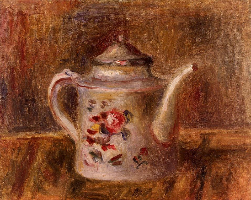 Watering Can 1905 | Pierre Auguste Renoir | Oil Painting