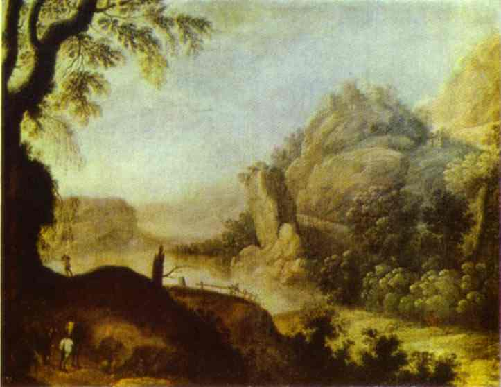 Landscape | Bartolome Esteban Murillo | Oil Painting