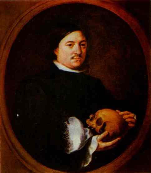 Portrait Of Don Nicolas Omasur 1672   Bartolome Esteban Murillo   Oil Painting