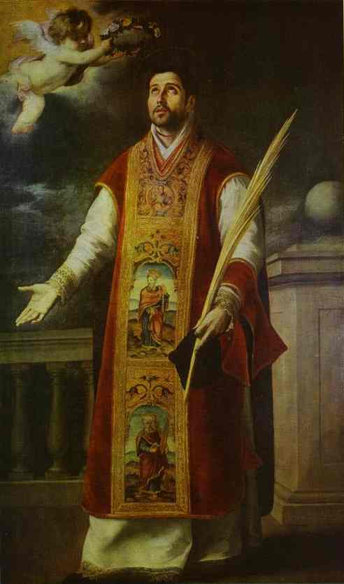 St Rodriguez 1646-1655 | Bartolome Esteban Murillo | Oil Painting