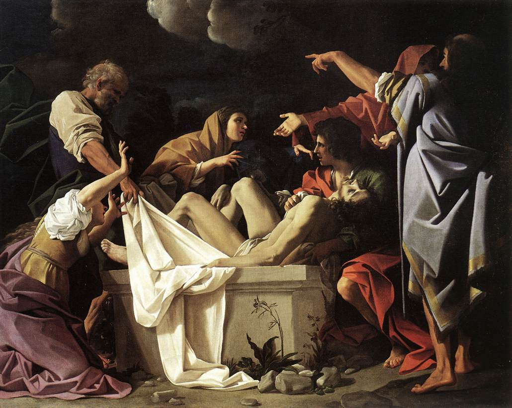 The Deposition 1613 | Bartolomeo Schedoni | Oil Painting