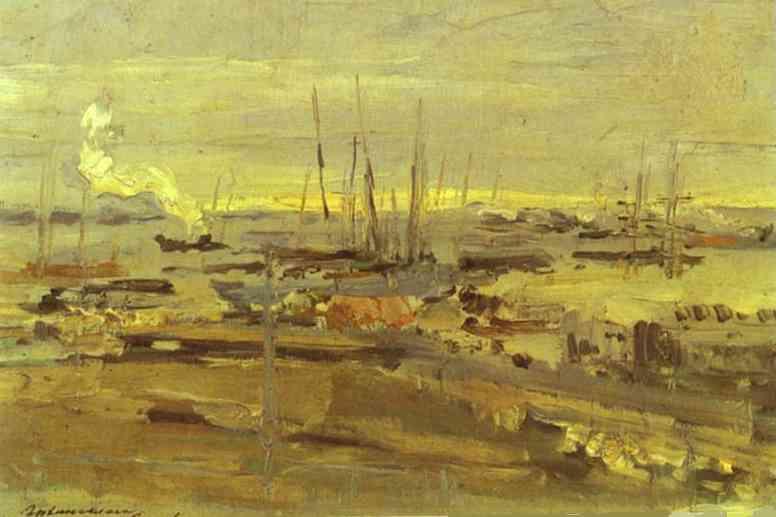 Arkhangelsk 1897 | Bernardo Strozzi | Oil Painting