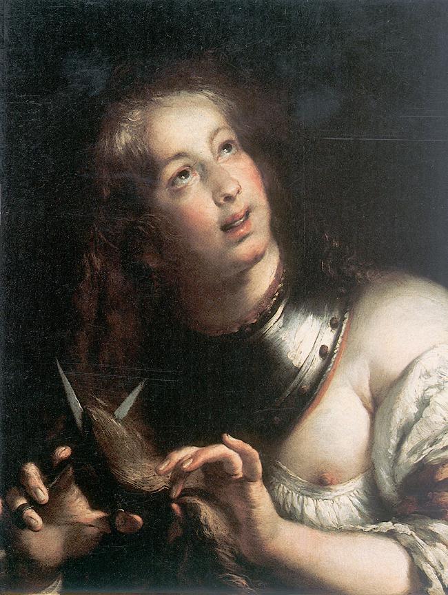 Berenice | Bernardo Strozzi | Oil Painting