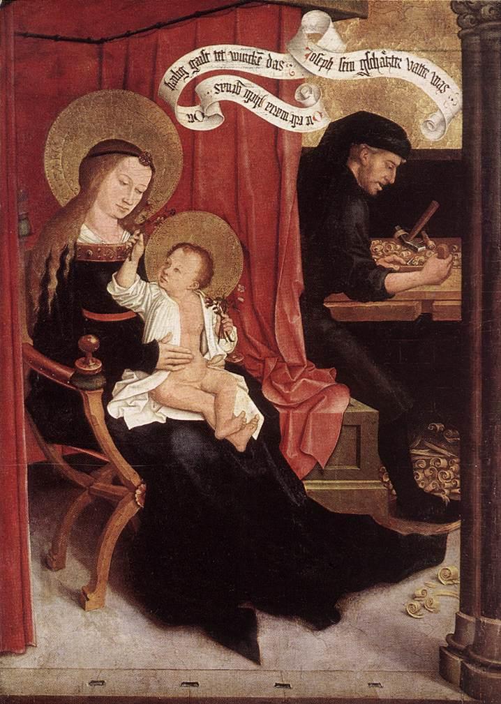 Holy Family 1505 | Bernhard Strigel | Oil Painting