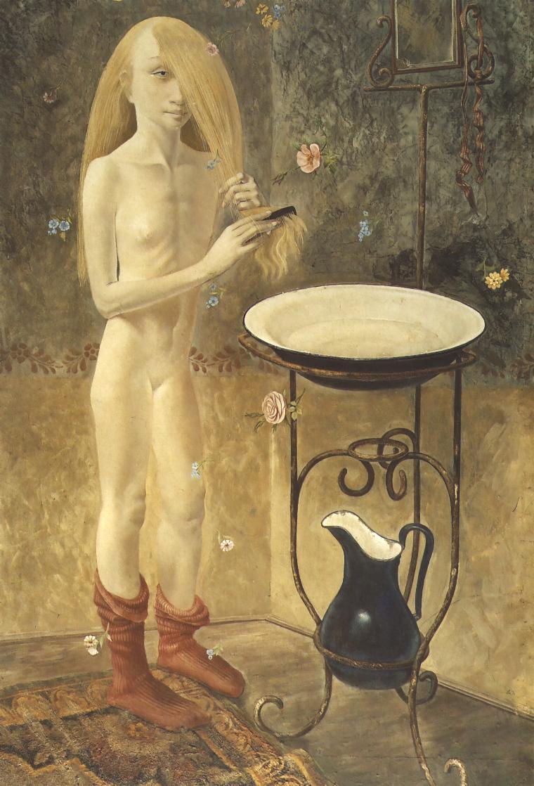 Primavera | Boleslaw Cybis | Oil Painting