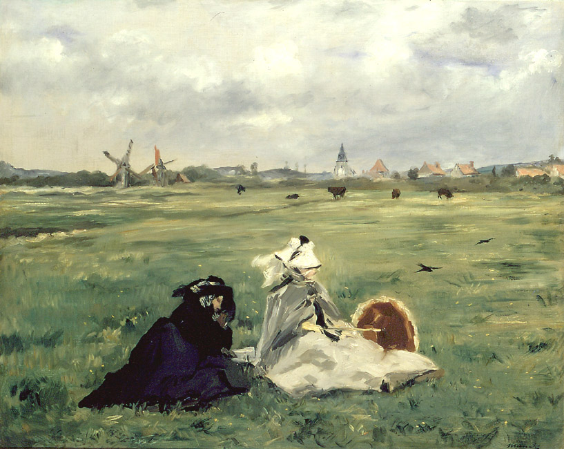 The Swallows | Eduard Manet | Oil Painting