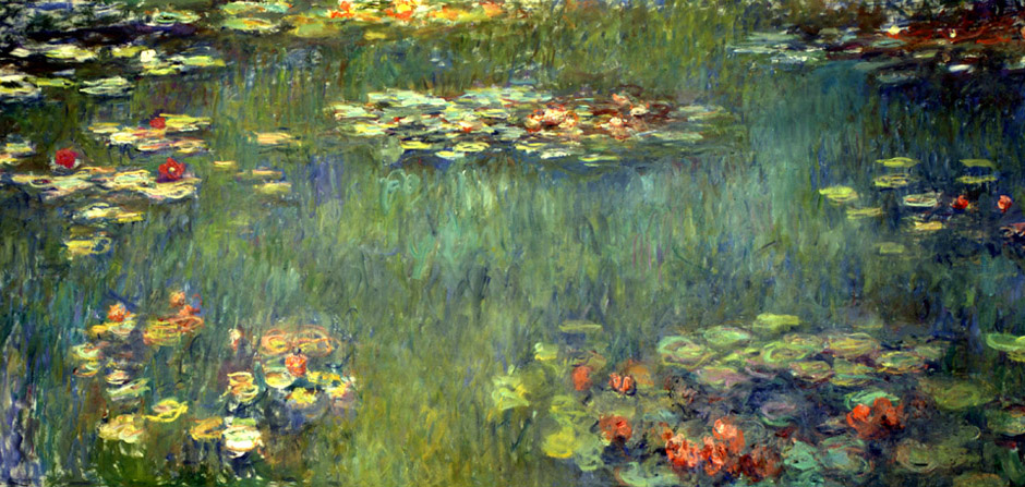 Pool with Waterlilies | Claude Monet | Oil Painting