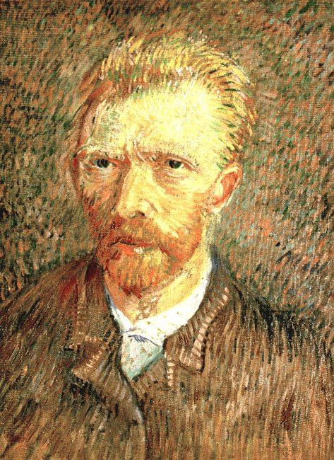 Self Portrait | Vincent van Gogh | Oil Painting