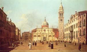 Campo Santa Maria Formosa | Canaletto | Oil Painting