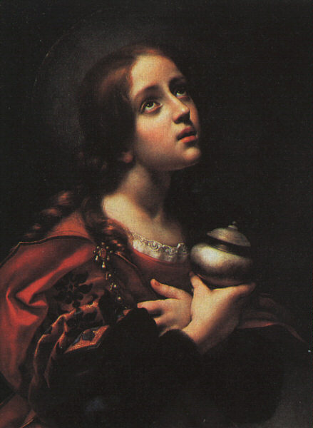 Magdalene 1660-70 | Carlo Dolci | Oil Painting