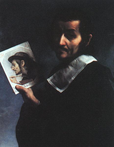 Portrait Of Ainolfo Debardi 1632 | Carlo Dolci | Oil Painting