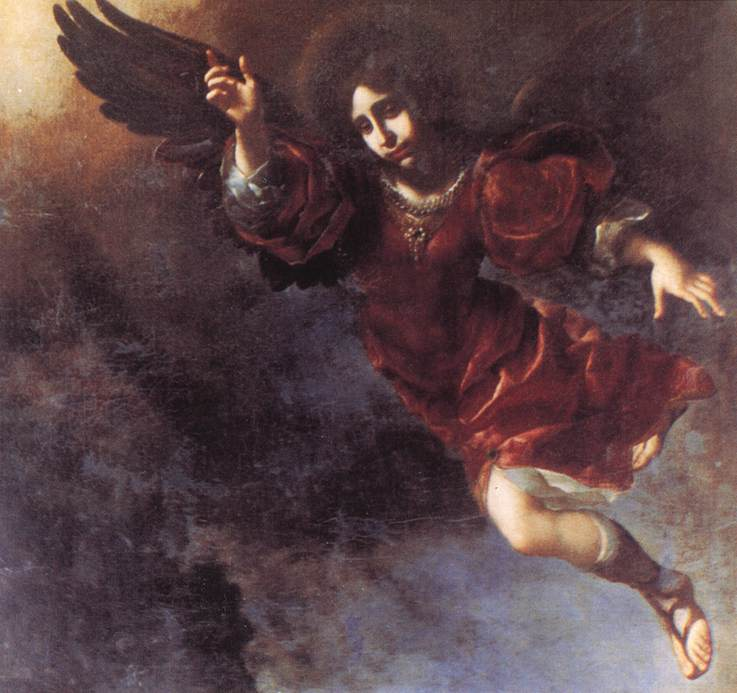 The Guardian Angel 1675 | Carlo Dolci | Oil Painting