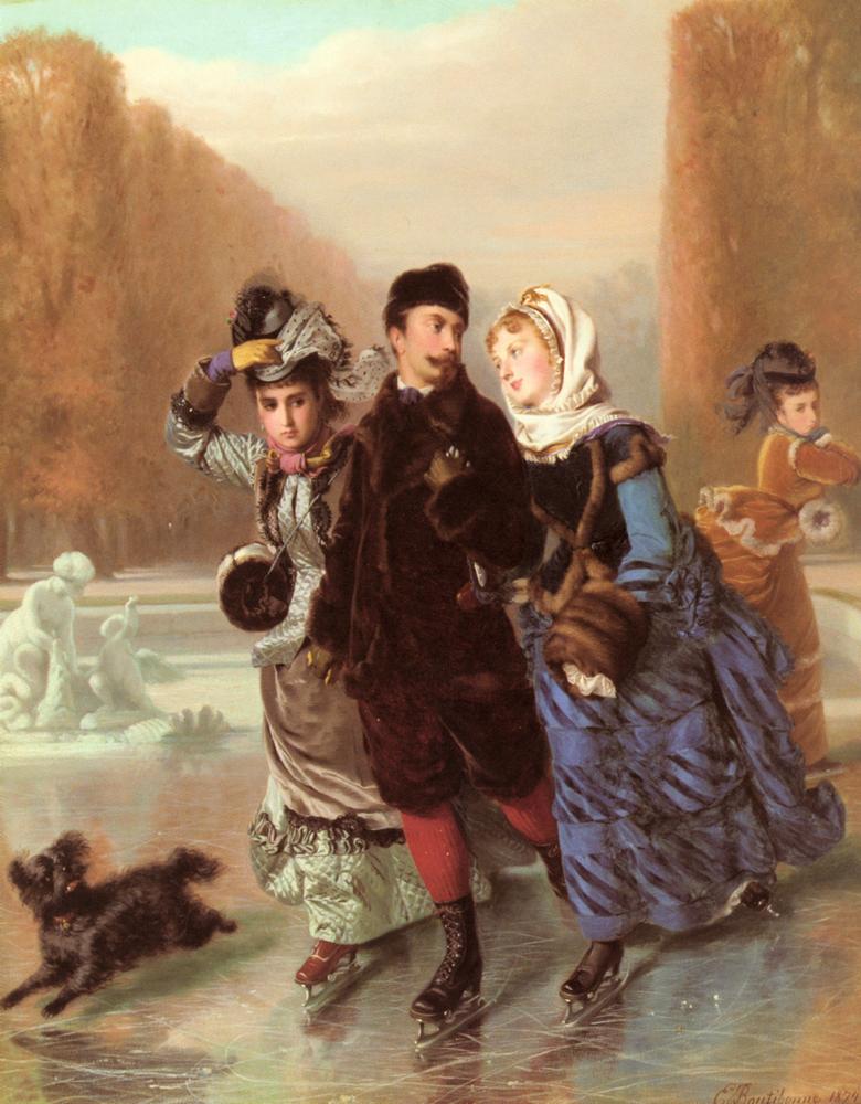 La Preferee | Charles Edouard Boutibonne | Oil Painting