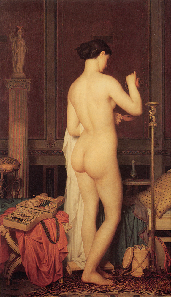 Le Coucher de Sappho | Charles Gleyre | Oil Painting