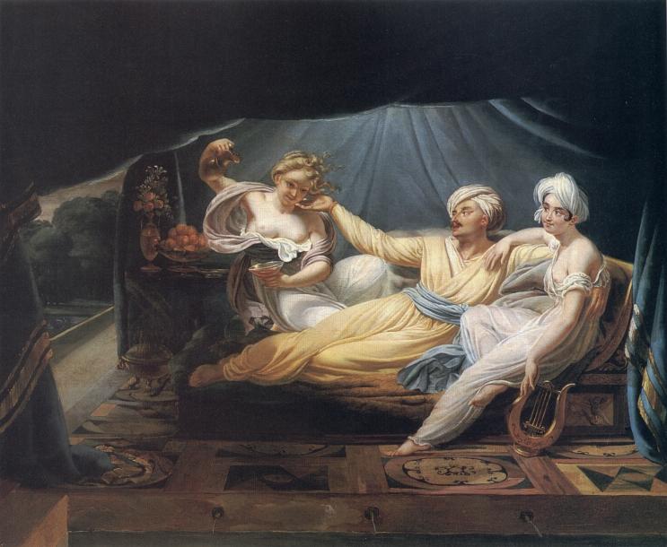 Lenfant Prodigue | Charles Nicolas Rafael Lafond | Oil Painting