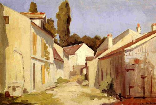 Yerres, Close of the Abbesses 1871-1878