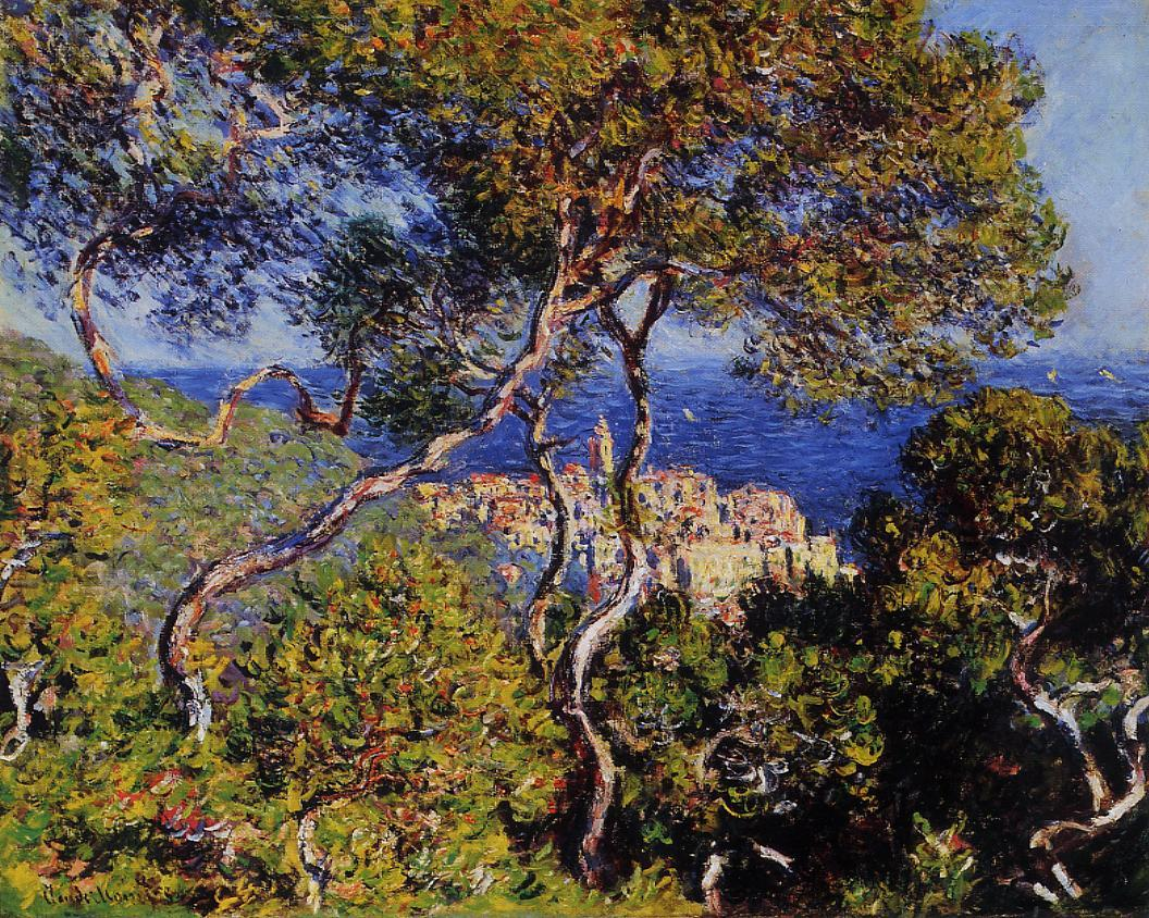 Bordighera 1884 | Claude Monet | Oil Painting