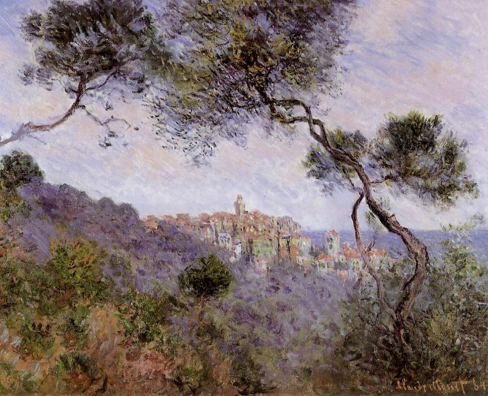 Bordighera Italy 1884 | Claude Monet | Oil Painting