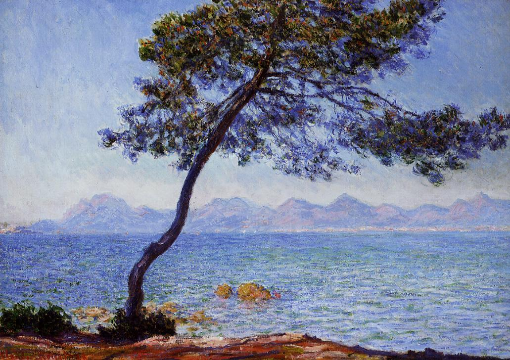 The Esterel Mountains 1888 | Claude Monet | Oil Painting
