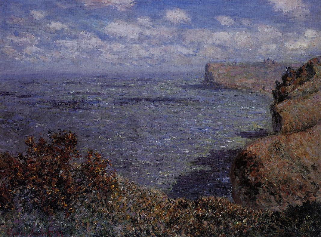 View Taken from Greinval 1881 | Claude Monet | Oil Painting