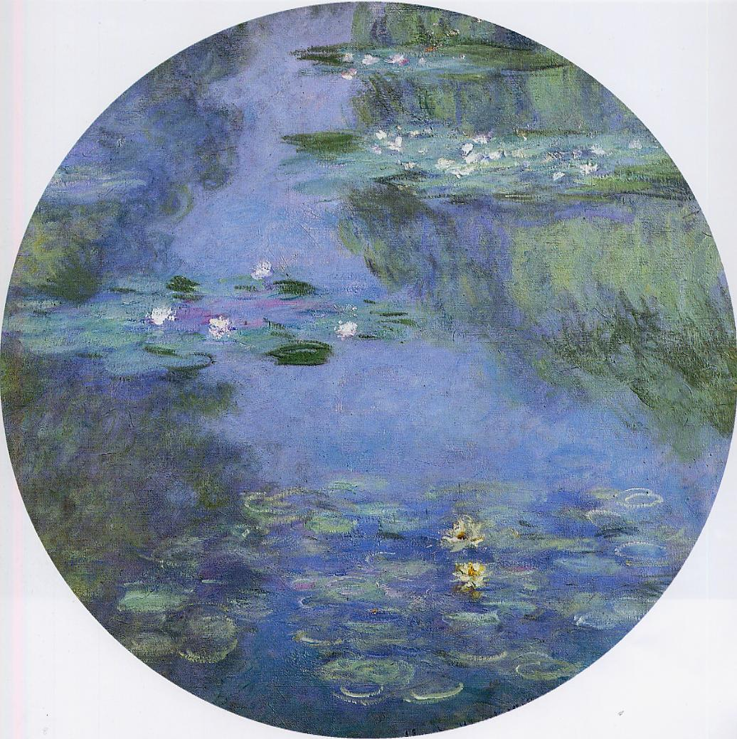 Water-Lilies1 1908 | Claude Monet | Oil Painting