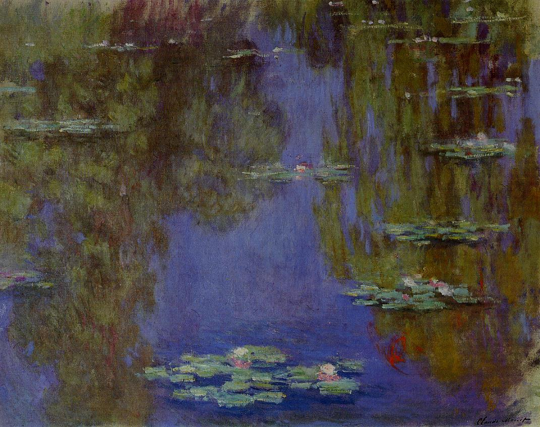 Water-Lilies2 1903 | Claude Monet | Oil Painting