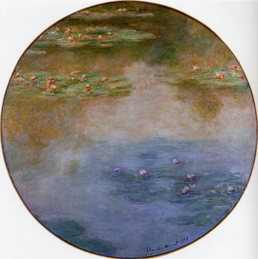 Water-Lilies3 1907 | Claude Monet | Oil Painting