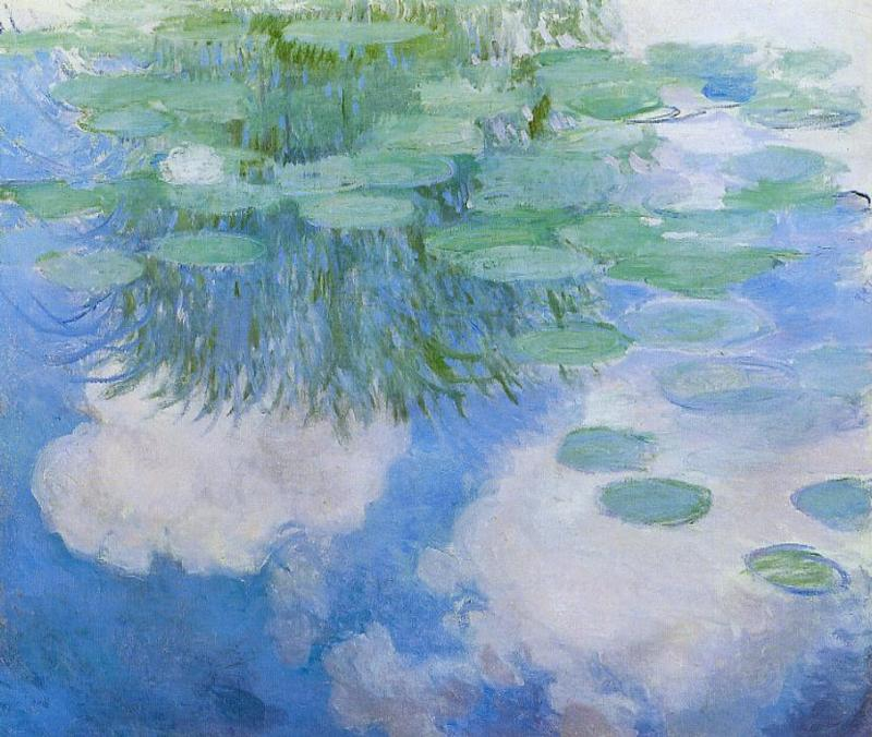 Water-Lilies6 1914 | Claude Monet | Oil Painting