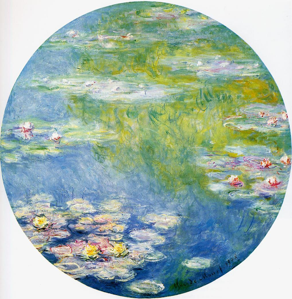 Water-Lilies8 1908 | Claude Monet | Oil Painting