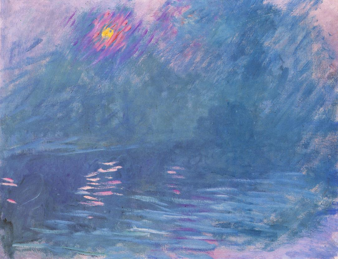 Waterloo Bridge1 1899-1901   Claude Monet   Oil Painting