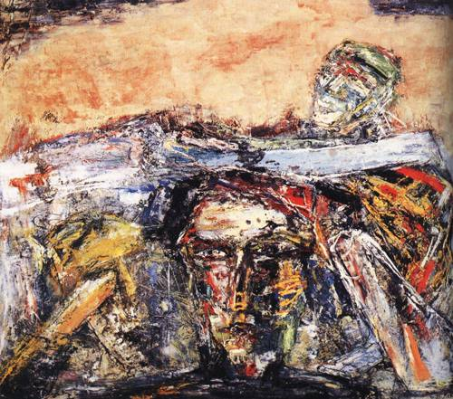 Japanese Picture 032 | Ocean's Bridge Artist | Oil Painting