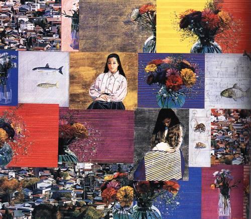 Japanese Picture 054 | Ocean's Bridge Artist | Oil Painting