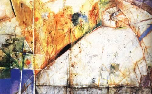 Japanese Picture 062 | Ocean's Bridge Artist | Oil Painting