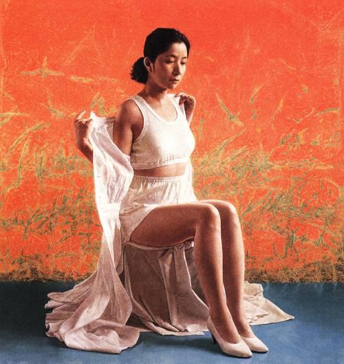Japanese Picture 101 | Ocean's Bridge Artist | Oil Painting