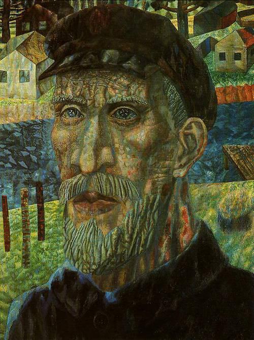 Contemporary Russian 101   Ocean's Bridge Artist   Oil Painting
