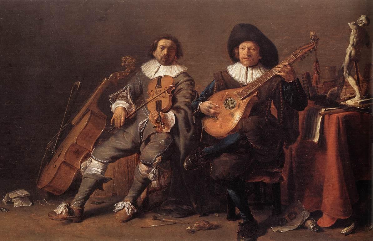 The Duet 1635