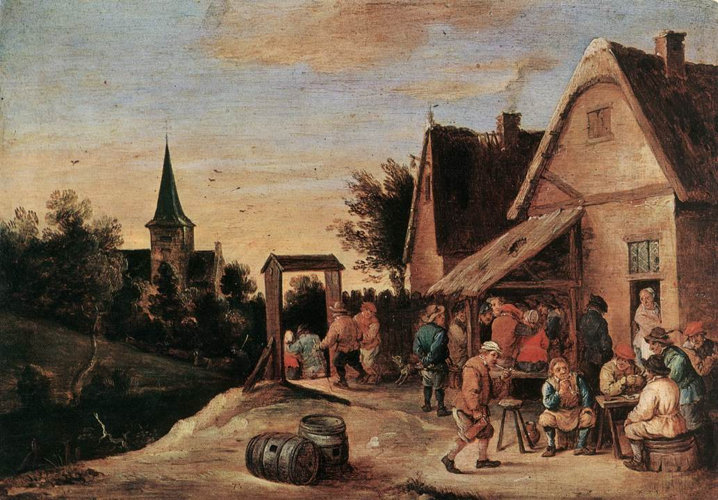 Village Feast | David The Elder Teniers | Oil Painting